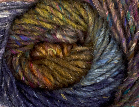 Noro - Silk Garden - Pink, Neutrals, Grey, Purple 408
