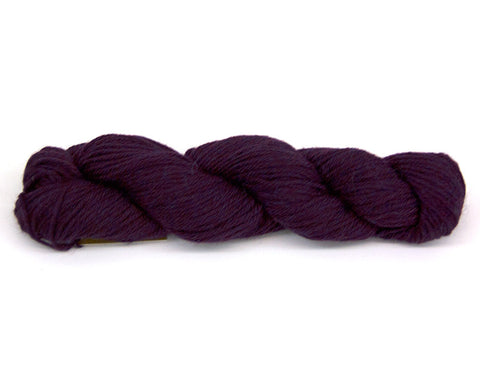 Mirasol - Llama Una - 8214 Plum - Bonita Patterns