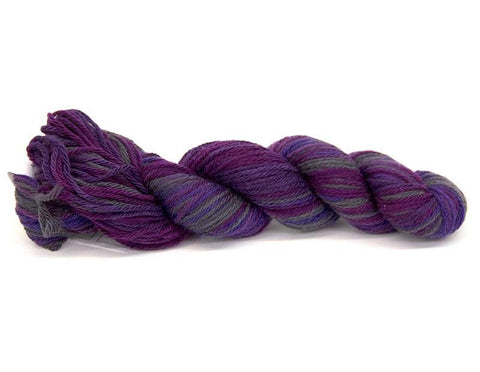 Cascade Yarn - 220 Superwash Sports Multis - 114 Grapes - Bonita Patterns