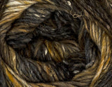 Noro - Silk Garden Sock Yarn - Taupes Black