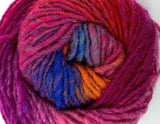 Noro - Kureyon - Pink Yellow Red Blue 102