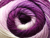 Bonita Yarns - Angora Cloud - Purpura Shades