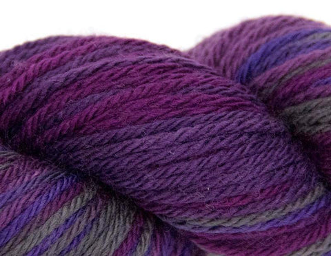 Cascade Yarn - 220 Superwash Sports Multis - 114 Grapes