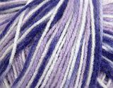 Bonita Yarns - Baby Cloud - Lilac Mix Shades - Bonita Patterns