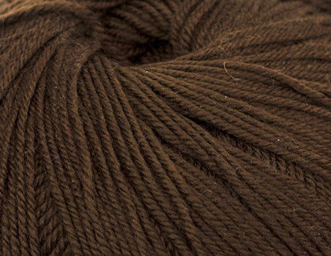 Ella Rae - Cozy Soft Solids - 03 Brown - Bonita Patterns