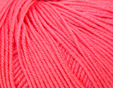 Ella Rae - Cozy Soft Solids - 30 Pink Coral - Bonita Patterns