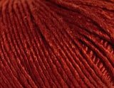 Louisa Harding - Grace Wool & Silk - 42 Russet - Bonita Patterns