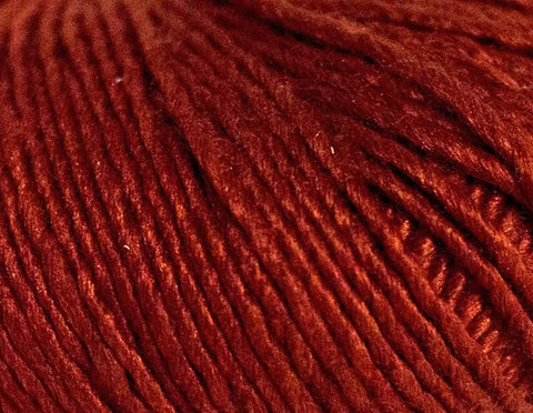 Louisa Harding - Grace Wool & Silk - 42 Russet