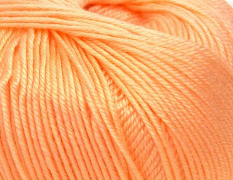 Ella Rae - Cozy Soft Solids - 35 Peach - Bonita Patterns