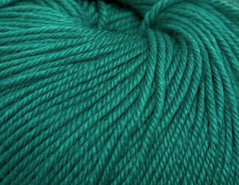 Ella Rae - Cozy Soft Solids - 12 Teal - Bonita Patterns