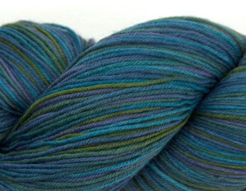 Cascade Yarns Heritage Silk Paints - 9817 Water Lillies - Bonita Patterns