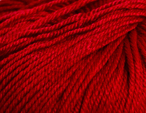 Ella Rae - Cozy Soft Chunky Solids - 208 Red Frosted Wagon - Bonita Patterns