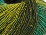 Noro - Silk Garden Lite (Green, Brown, Natural) 2089
