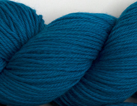 Cascade Yarn - 220 - Cyan Blue 8891 - Bonita Patterns