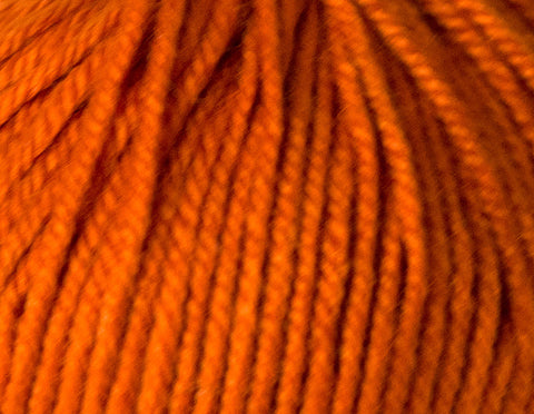 Ella Rae - Cozy Soft Chunky Solids - 211 Carrot Orange Bull - Bonita Patterns