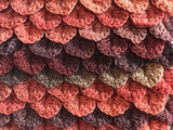 Bonita Yarns - Kaleidoscopic - Peachtree #03 - Bonita Patterns
