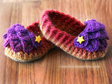 Crocodile Baby Loafers