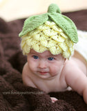 Crocodile Flower Hat (Kids) - Bonita Patterns