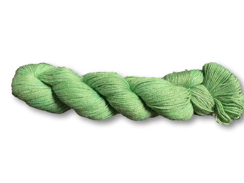 Mariquita Hand Dyed Yarn - #554 Spring Peepers