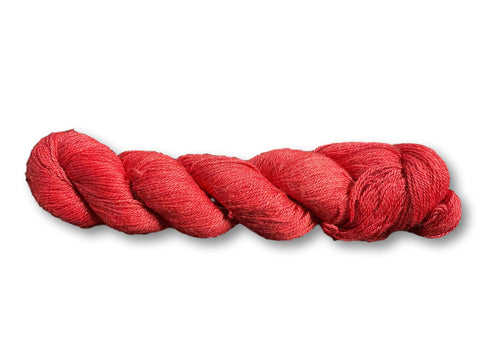 Mariquita Hand Dyed Yarn - #556 Candy Apple