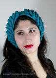 Convertible Headband Cowl - Bonita Patterns