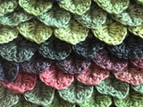 Bonita Yarns - Kaleidoscopic - Lime Rickey #7 - Bonita Patterns