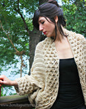 Crocodile Cardigan