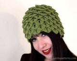 Crocodile Cloche
