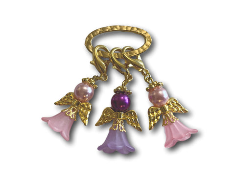 Angelical M2 - #021 Set of 3 Stitch Markers