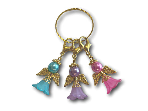 Angelical M2 - #022 Set of 3 Stitch Markers