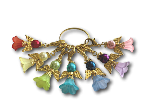 Angelical M2 - #016 Set of 7 Stitch Markers