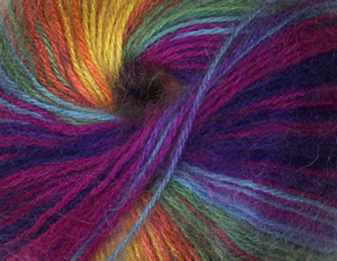 Bonita Yarns - Angora Cloud - Bird of Paradise - Bonita Patterns
