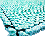 FREE Crocodile Stitch Baby Blanket PDF - Bonita Patterns