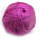 Bonita Yarns - Baby Cloud Solids - Lavender - Bonita Patterns
