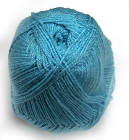 Bonita Yarns - Baby Cloud Solids - Light Blue - Bonita Patterns