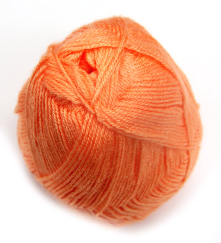 Bonita Yarns - Baby Cloud Solids - Orange