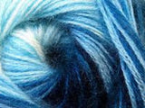 NEW Bonita Yarns - Angora Cloud - Dark Night Shades