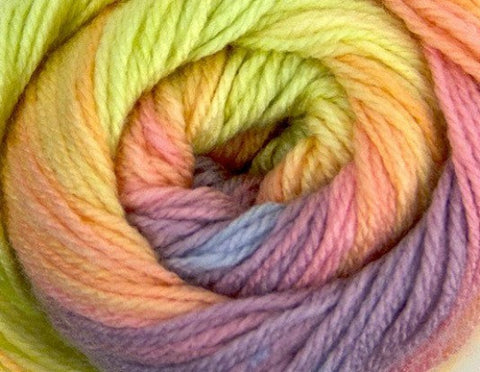 Bonita Yarns - Dream Baby - Summer Flower Shades - Bonita Patterns