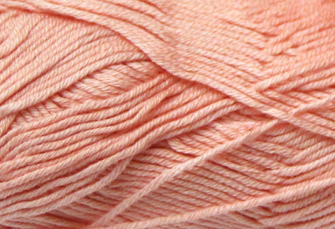 Bonita Yarns - Dream Cotton - Salmon - Bonita Patterns