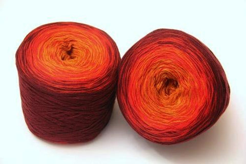 Bonita Yarns - Dream Swirl - #01 Light My Fire