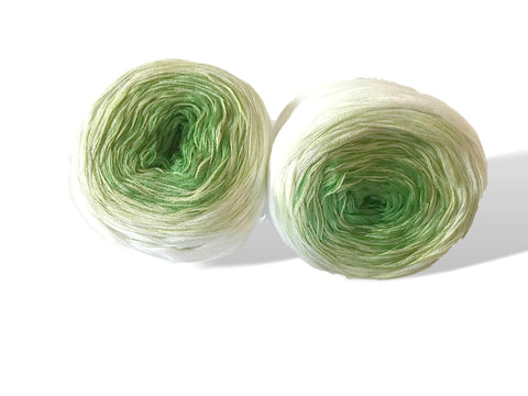 Bonita Yarns - Dream Swirl - #24 - Greensleeves - Bonita Patterns
