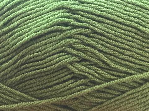 Bonita Yarns - Solids Fluffy Dream - Green - Bonita Patterns
