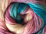 Bonita Yarns - Angora Angel - Bubble Gum Shades - Bonita Patterns