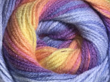 NEW Bonita Yarns - Dream Baby - Rainbow Mist