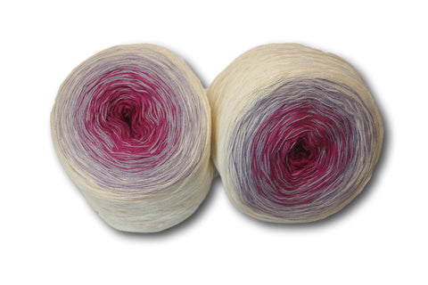NEW Bonita Yarns - Dream Swirl - #45 - Love me Tender