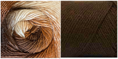CHOCOLATE + REED - Embossed Natura Hat KIT
