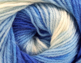 Bonita Yarns - Dream Baby - Royal Blue Degrade - Bonita Patterns