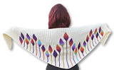Embossed Natura Shawl CAL (Pattern Only)