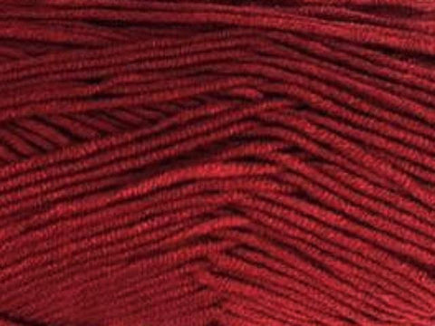 Bonita Yarns - Solids Fluffy Dream - Dark Red - Bonita Patterns