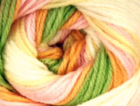 Bonita Yarns - Dream Baby - Rainbow Sorbet Degrade - Bonita Patterns